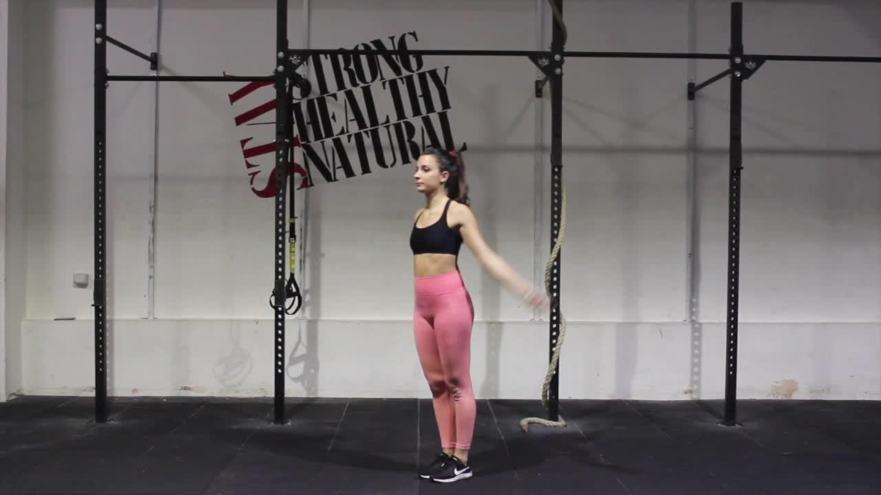 interval training per la perdita di grasso nello stomaco