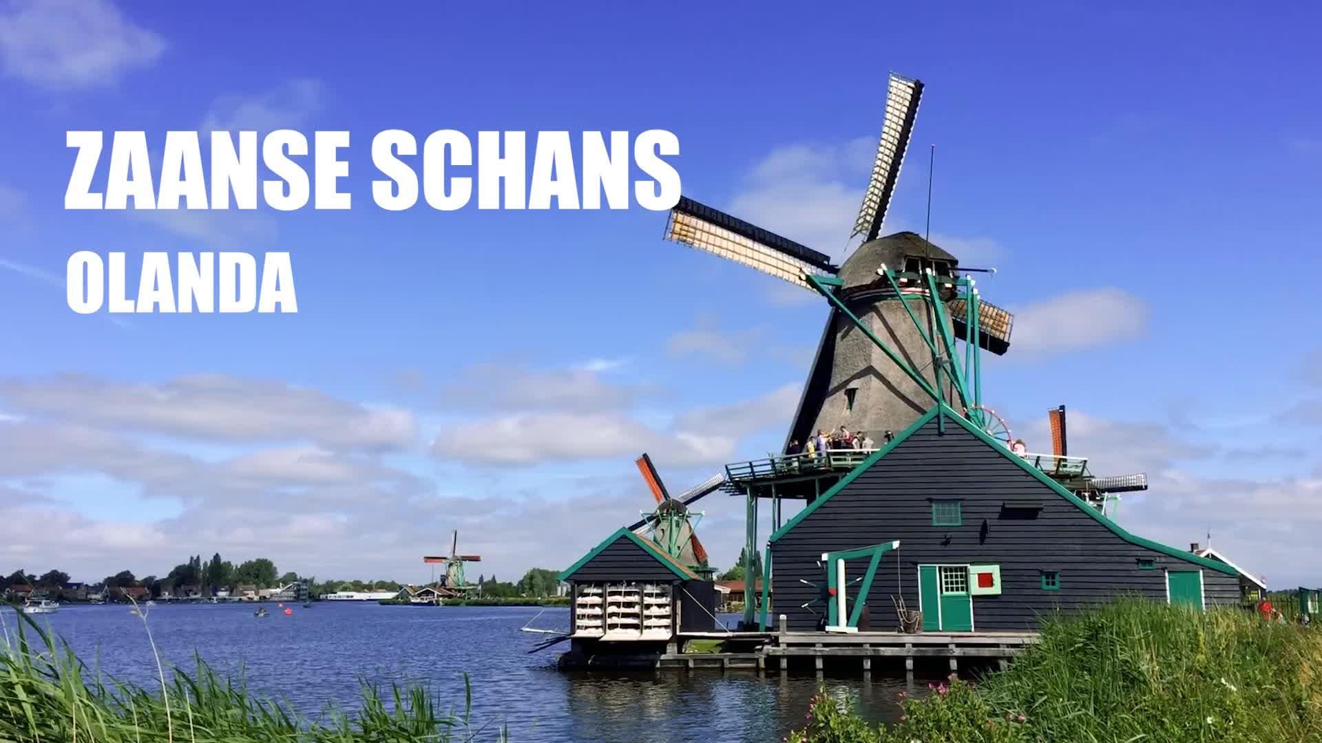 Vendita Case In Olanda zaanse schans: il villaggio dei mulini olandesi. guida